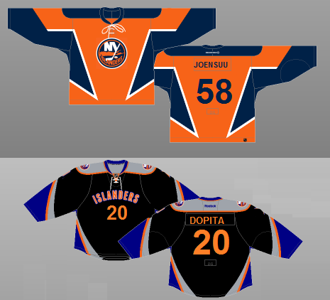 (Originals via NHLUniforms.com)
